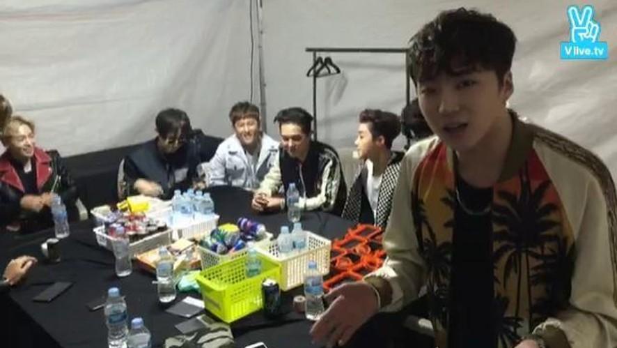 -WINNER&iKON 합동방송!!
