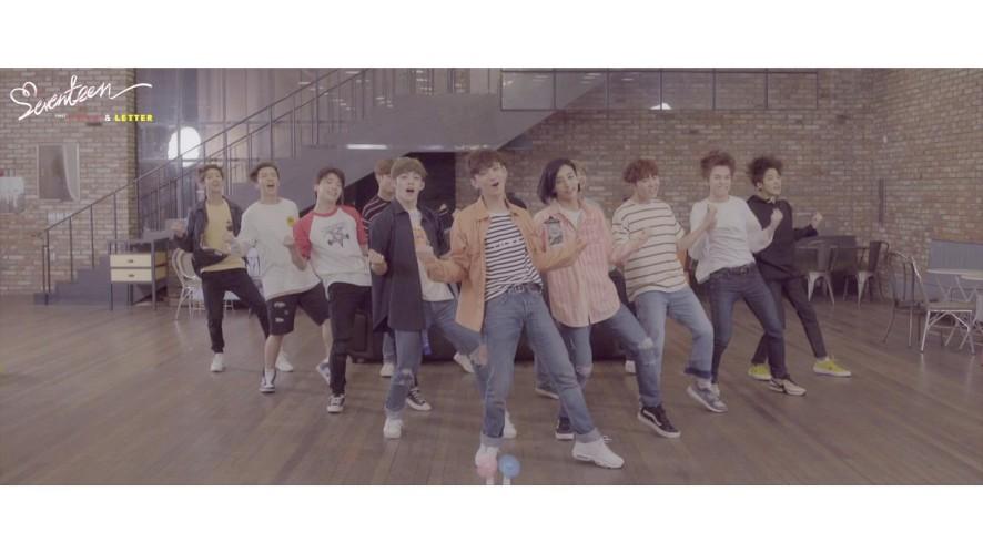 [Dance Practice] SEVENTEEN(세븐틴) - 예쁘다 (Pretty U) Dancecal 'Dear Carat' ver.