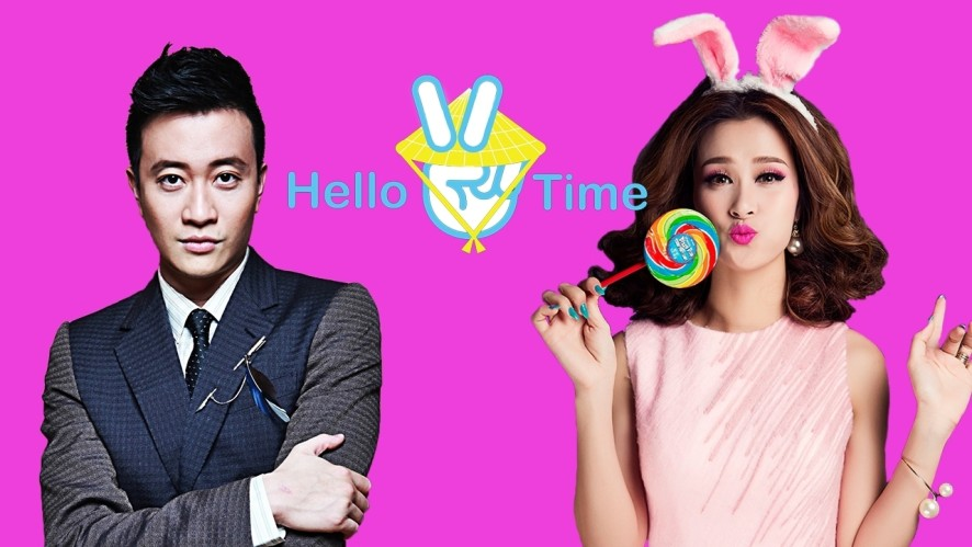 [Hello V Time] with DongNhi