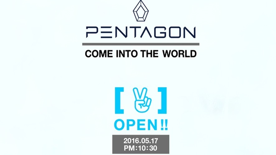 PENTAGON ~come into the world~