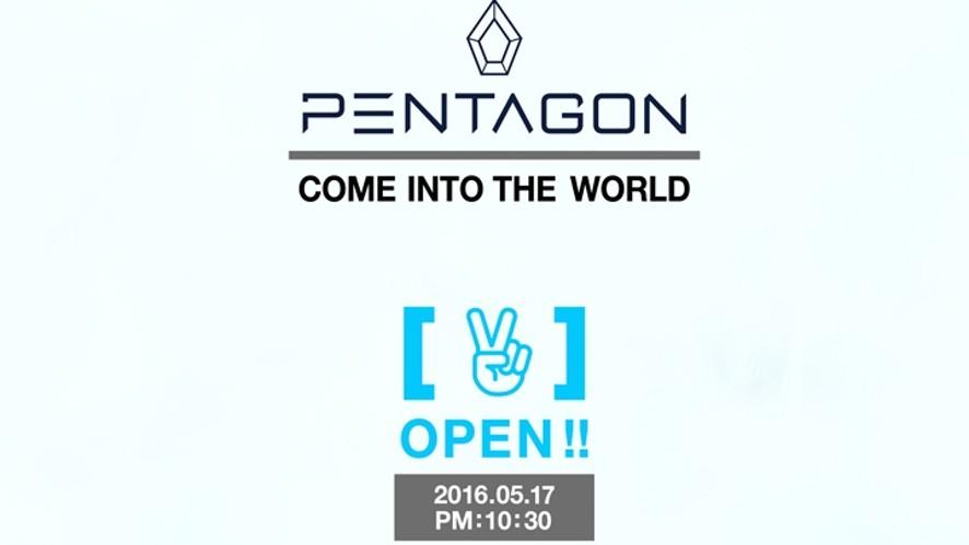 PENTAGON ~come into the world~