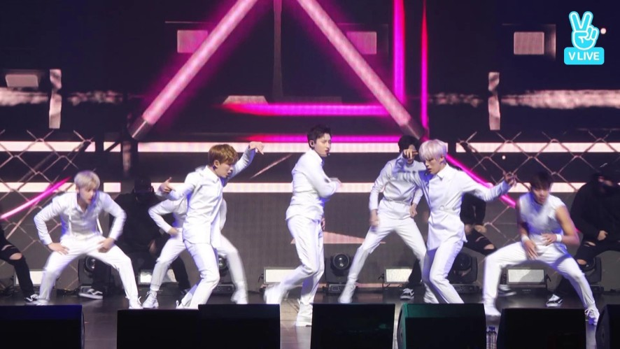 [HIGHLIGHT] 걸어 (All In) - MONSTA X<THE CLAN PART.1 LOST>Showcase