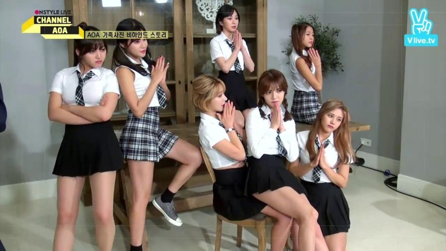 [Replay] CHANNEL AOA Ep.7