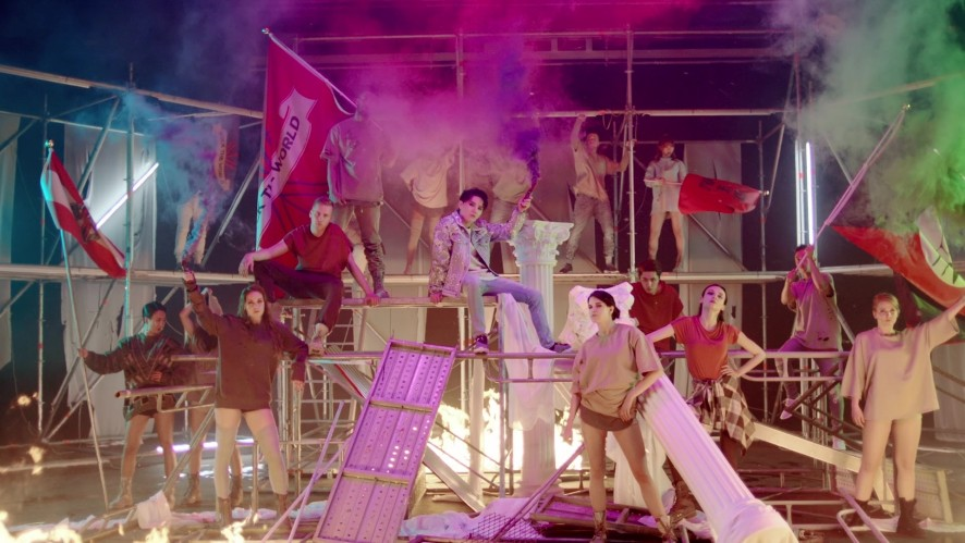 [M/V] XIA – ROCK THE WORLD (feat. The Quiett, Automatic)