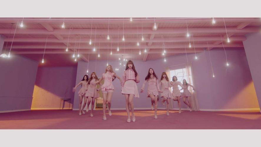 [MV] 러블리즈 _ Destiny (나의 지구) (Choreography Ver.)