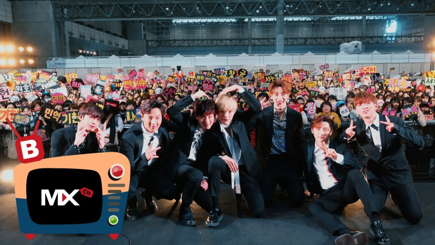 [CH.MX][B] EP.14 KCON JAPAN part.1