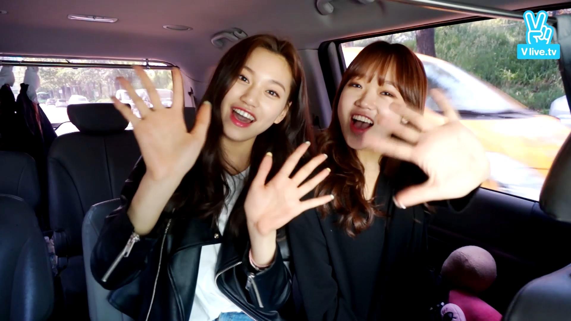 V LIVE - 김도연&최유정 - 판타지오뮤직 V 채널 오픈! Fantagio Music V OPEN!