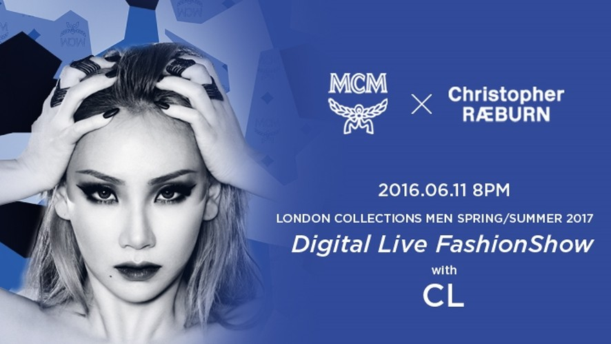 환상적인 MCM 디지털 패션 쇼 with CL @London