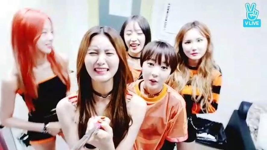 EXID 1위 했어용~~~!!고맙습니다~~~!!