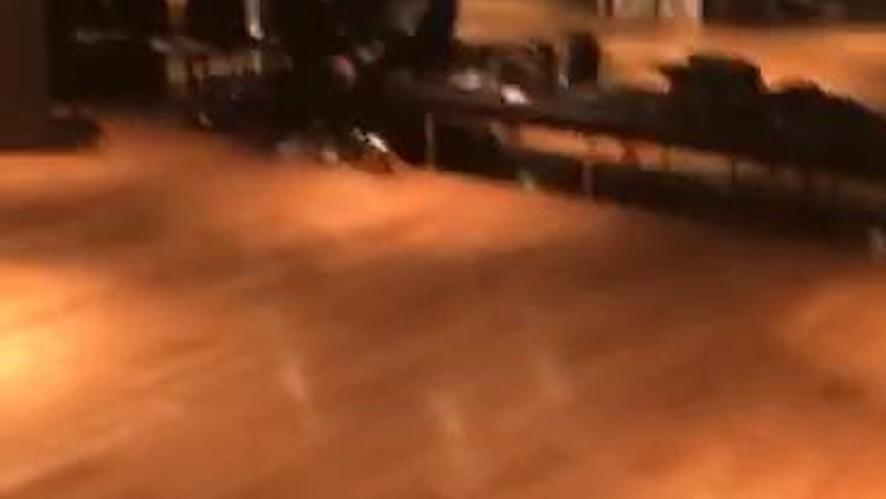 YG 사옥 지하 1층 던전