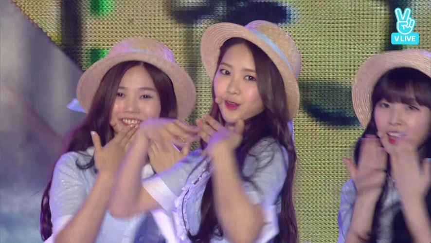 [2016 DREAM CONCERT] Oh My Girl - WINDY DAY