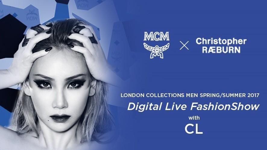 생생한 포토월 인터뷰 with CL @ MCM London Show