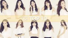 [엽기적인 그녀] TOP 10 투표영상 하이라이트