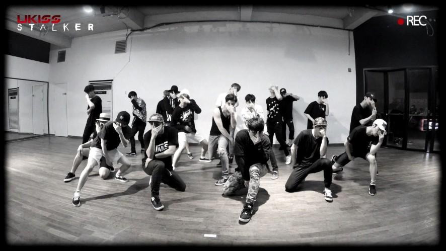 [V-KISS] 유키스(U-KISS) - Stalker_Dance practice ver.