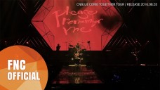 CNBLUE COME TOGETHER TOUR DVD SPOT