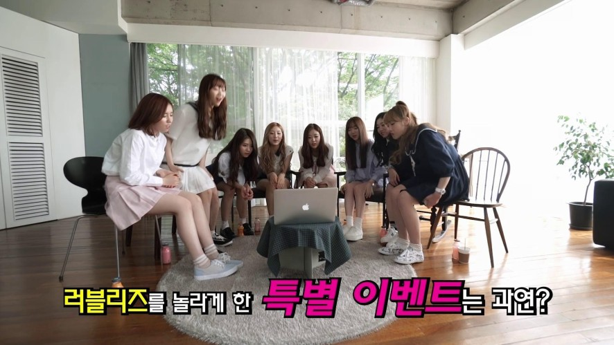 Lovelyz Diary Season4 EP.08 Preview