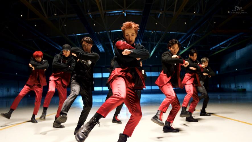 EXO_Monster_Performance Video
