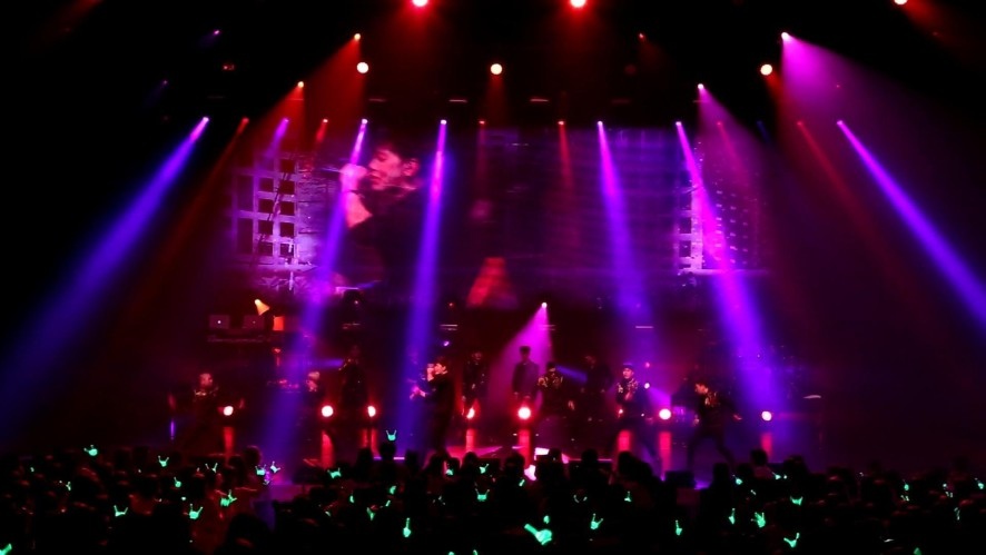 B.A.P LIVE ON EARTH 2016 WORLD TOUR NAGOYA AWAKE!! - KINGDOM