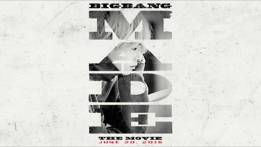 BIGBANG MADE TEASER : G-DRAGON