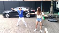 [임창정&라붐] 라붐 솔빈, 임창정에게 시구를 배우다!