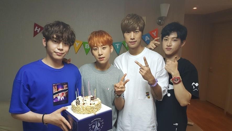 A.cian - We are A.cian  - '상현의 조금 특별한 생일파티!'