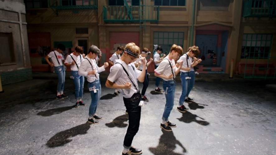 [TEASER] SEVENTEEN(세븐틴) - '아주 NICE'(VERY NICE) Dance Ver.