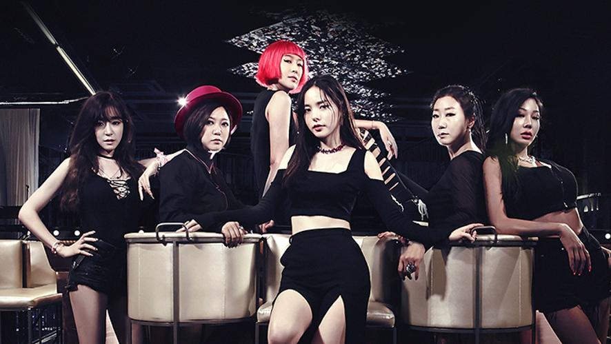 [슬램덩크] 언니쓰 데뷔기념 밧데리 충전쇼 (Unnies' Battery Charge Show)