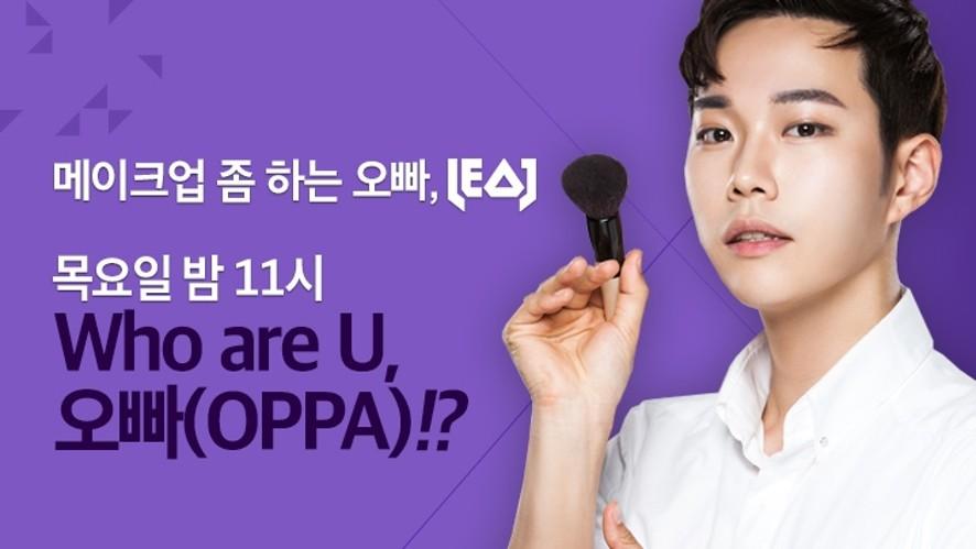 레오제이 오빠(OPPA)의 과즙상 메이크업, Leo J's Grapefruit Make-up