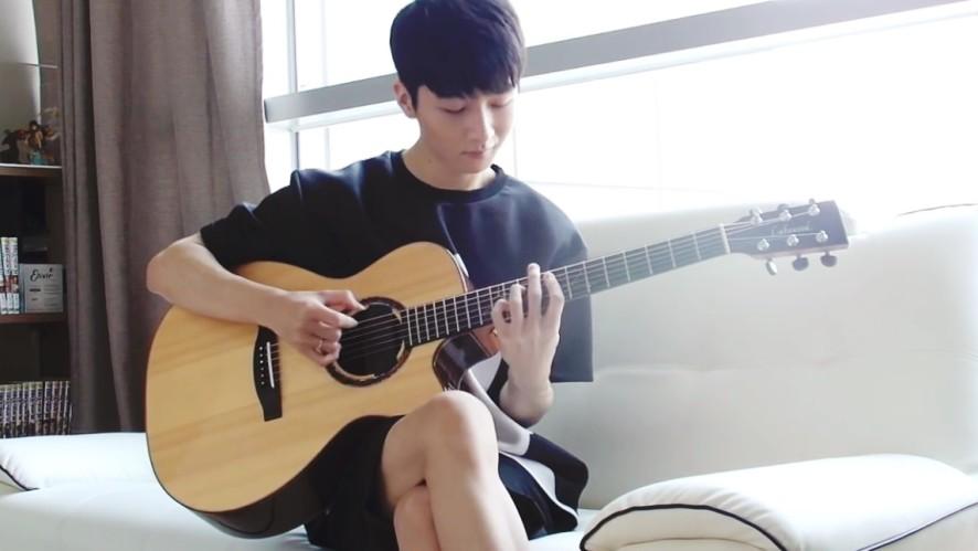 "[Kpop in Fingerstyle] ""So So"" by Baek A Yeon cover."