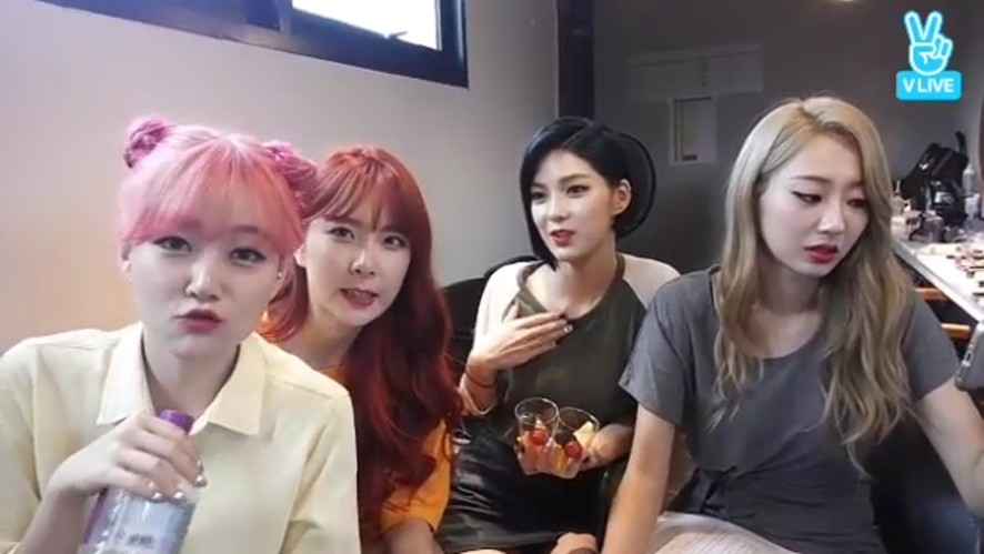 [9MUSES] 나뮤Aㅔ이의 ~아무 노래 대잔치~ (9MUSES plays with songs)