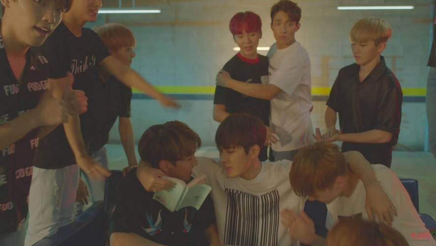 [SPECIAL VIDEO] SEVENTEEN(세븐틴) – 예쁘다 (Pretty U) - Part Switch ver.