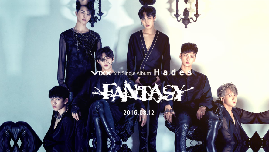 빅스(VIXX) 'Hades' Jacket Making Film