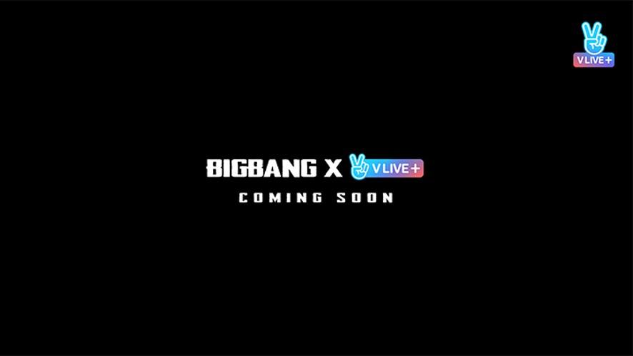 BIGBANG V LIVE+ Teaser for Chemi-beat Challenge