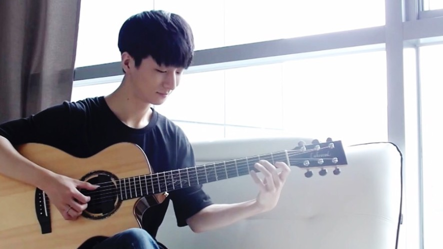 "[Kpop in Fingerstyle] ""Cheer Up"" from TWICE cover."
