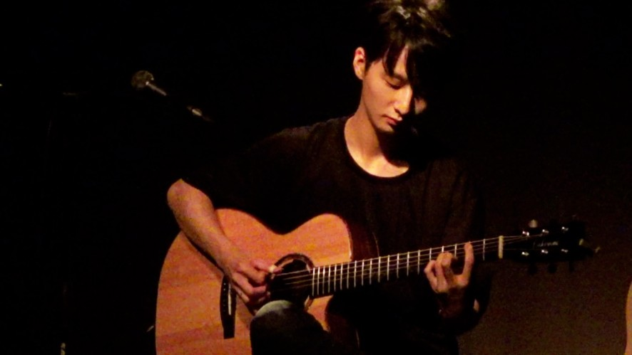 "[Kpop in Fingerstyle] ""Dream"" by Suzy+BaekHyun cover."