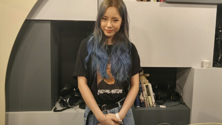 'HEIZE' Came from the Star !