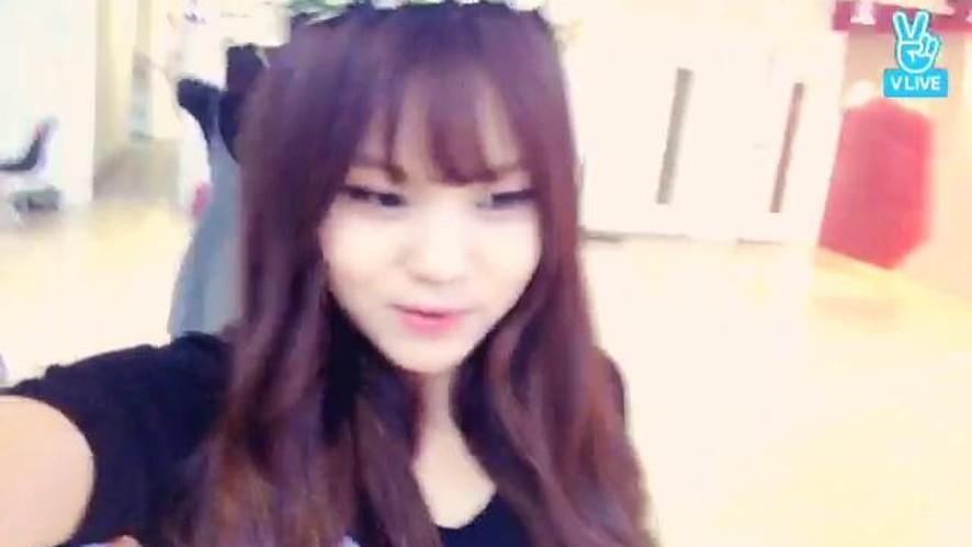 여자친구 팬카페 오만명 돌파❤️