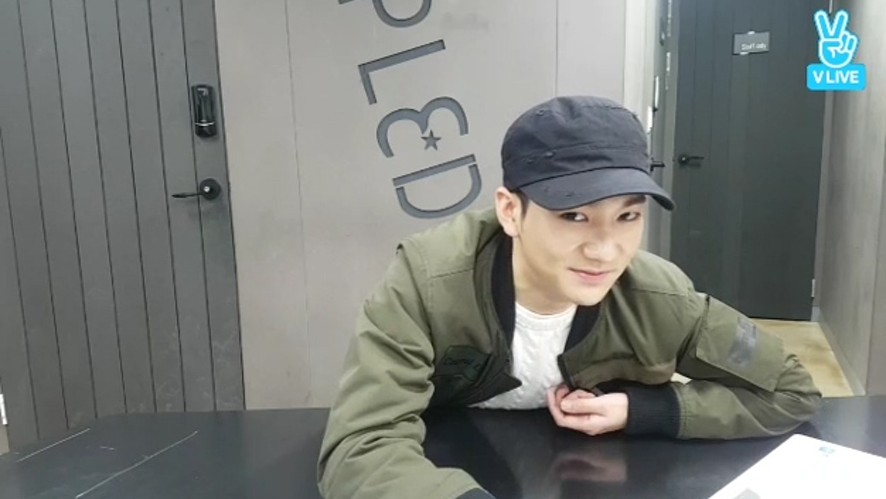 [NU'EST] 다정보스 곽아론(Sweet guy Aron)