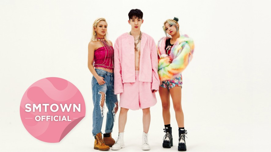 [STATION] 박진영X효연X민X조권_Born to be Wild (Feat. 박진영)_Music Video