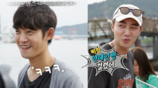 "[꽃브로] 꽃미남 브로맨스 - JUNG JOONYOUNG & ROY KIM EP4. ""Mokpo, It's a big hit"""