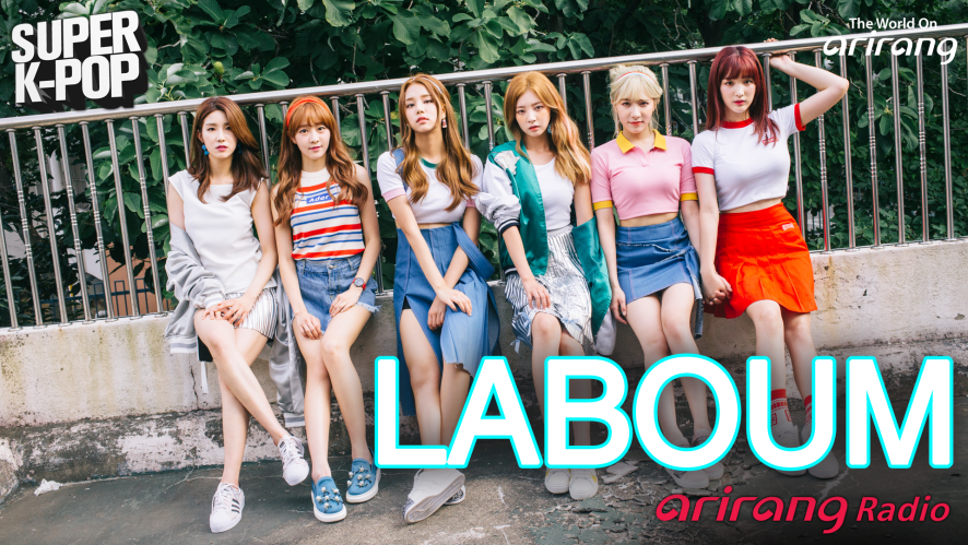 Arirang Radio Live (Super K-Pop / Laboum)