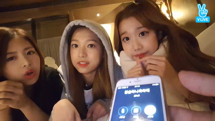 [April] 행운의 여보세요~ 진솔하니에게 전화주세요! (Hello, Hani-Jinsol!)