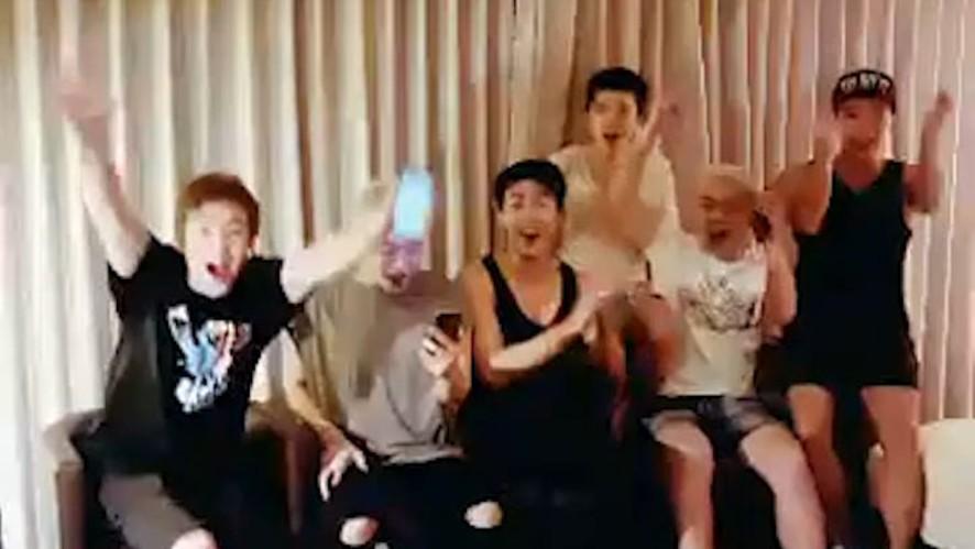 [2PM] 8년 동안 투피에-엠-Hㅏ(2pm 8th anniversary)
