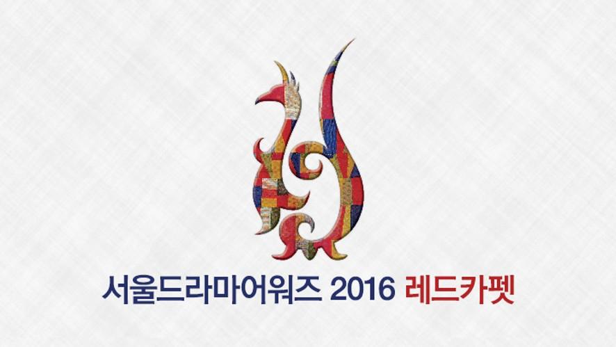서울드라마어워즈 2016 레드카펫(Seoul International Drama Awards Red Carpet)