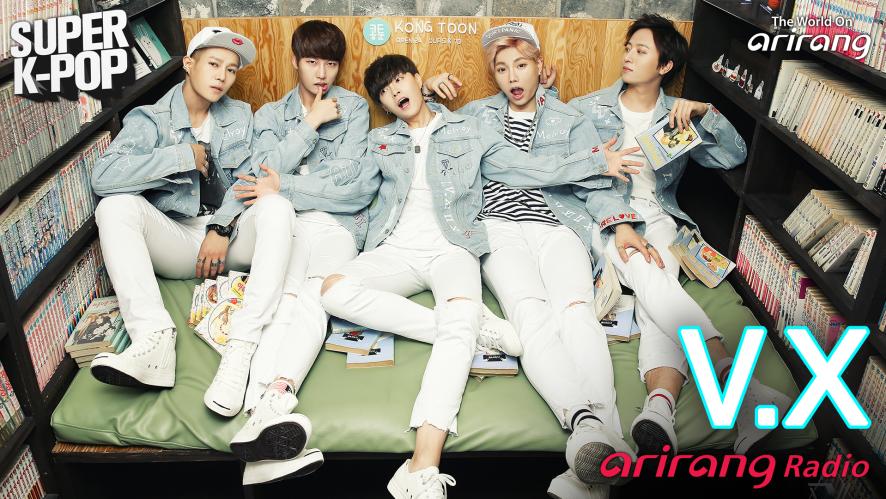 Arirang Radio(Super K-Pop/ V.X)