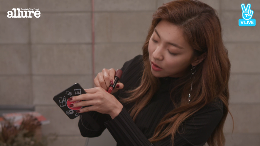 [Allure Live 하이라이트] F(x) 루나가 선택한 올가을 추천 립 컬러는? F(x) LUNA's favorite Lipstick for Fall