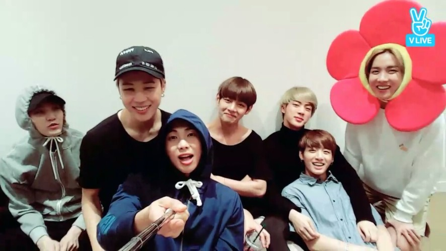 BTS ~chuseok greeting~ Live