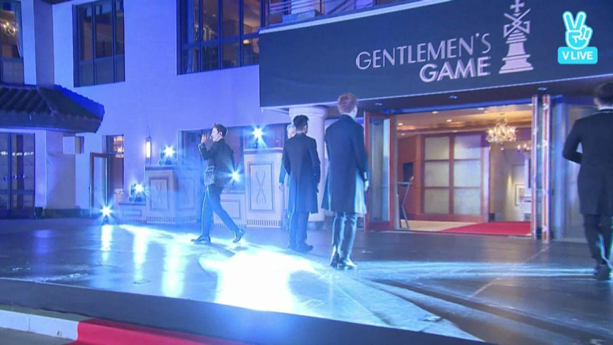 [HIGHTLIGHT] 2PM <GENTLEMEN'S GAME> Live Premiere - Promise (I'll be)