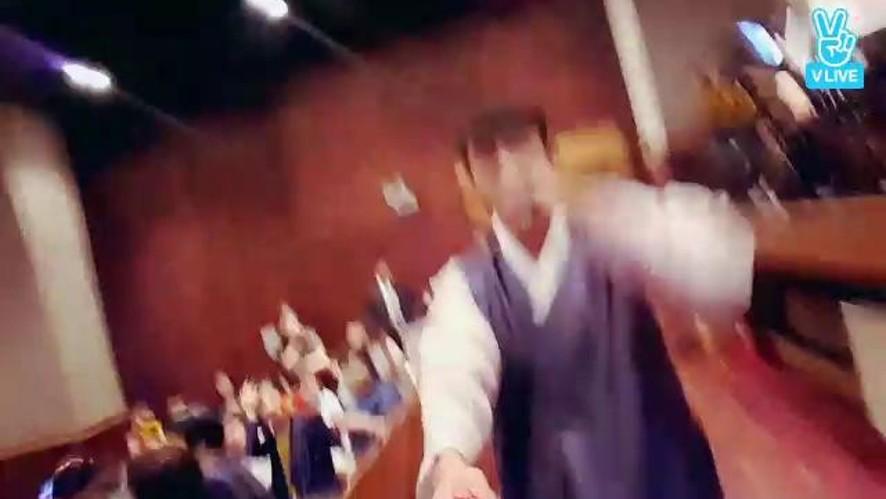 2PM 미니팬미팅 <양반의 놀이> 깜짝 생방송!