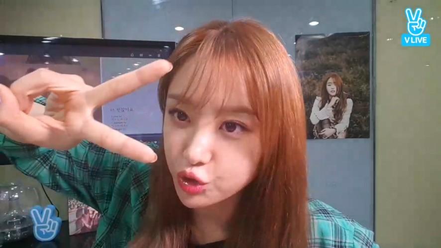 [SONGJIEUN] 팬들과 밀당하는 쏭지(Jieun's comeback)